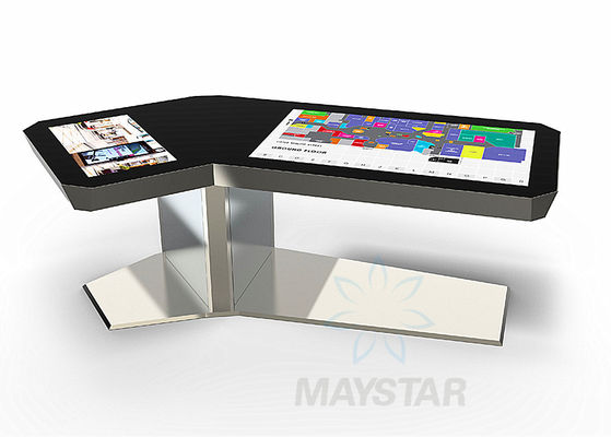 China Fashion Interactive Wayfinding Kiosk 42 Inch 43 Inch 55 Inch For Hyper Market supplier