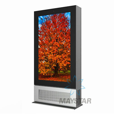 China Professional Outdoor Digital Signage Screens 2000~3000 nits Brightness supplier