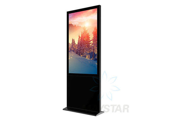 China 300~400 nits Interactive Touch Screen Kiosk Support 1080P Full HD Video / Picture distributor