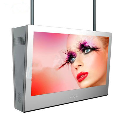 China Durable Digital Advertising Kiosk , High Brightness Touch Screen Display Kiosk distributor