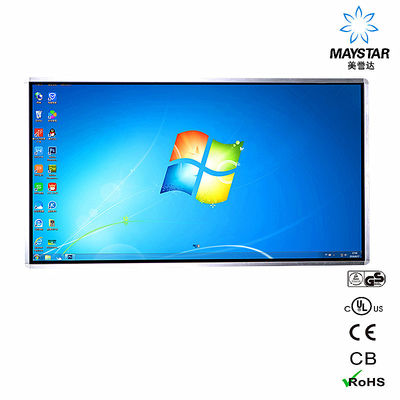 China Fashionable Big Touch Screen Monitor / Network Touch Screen Monitor distributor