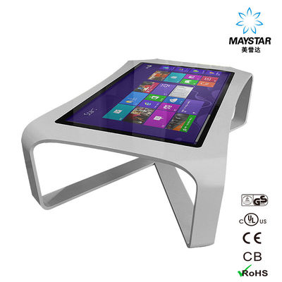 China 50 Inch / 55 inch Touch Screen Monitor , IP65 Android Touch Screen Monitor distributor