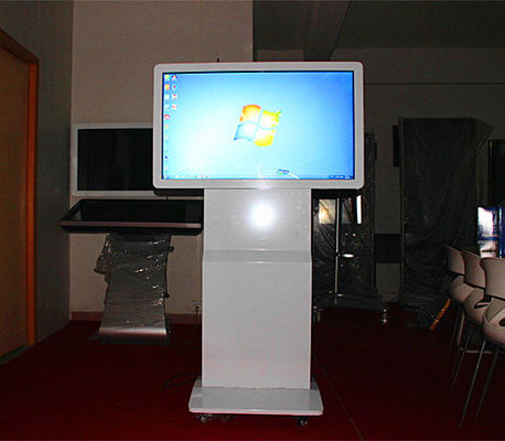 China 55 Inch Rotating Touch Screen Monitor MS1 Windows OS For Advertising factory