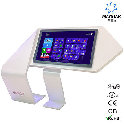China 1080P Interactive Digital Signage Kiosk Touch Screen Android / Windows Operating System distributor