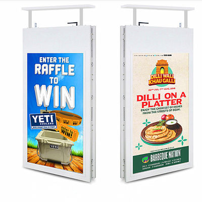 China Multi Functional Double Sided Digital Signage / Digital Touch Screen Signage distributor