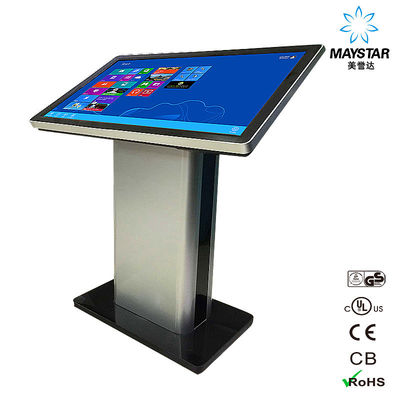 China 49 Inch Interactive Touch Screen Advertising Displays , Digital Signage LCD Display factory