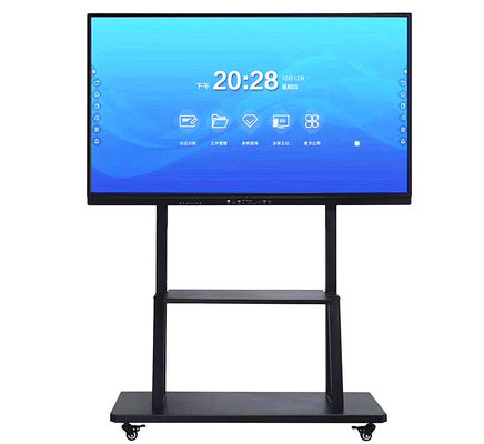 China Multi Touch Screen Interactive Display / Waterproof LCD Kiosk Displays factory